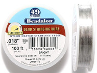 Bead Stringing Wire