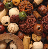 Wood Bead Mixtures